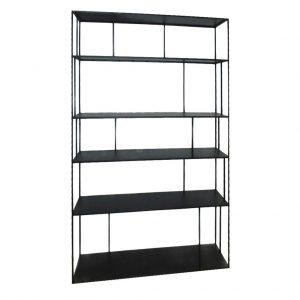 Pols Potten Shelf Unit Metal Tall Double stellingkast