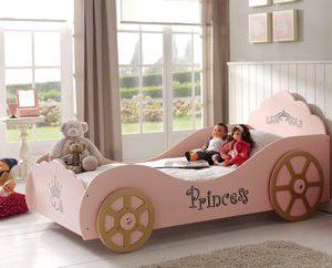 Pinky speelbed - 90 x 200 cm - Roze