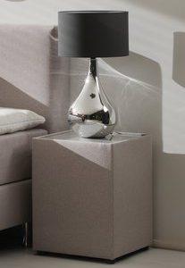 Preston Hocker Deluxe - 40 x 40 x 48 cm - Crevani donkerbruin