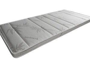 Topper Preston Platinum - 80 x 200 cm -