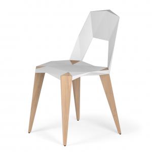 Kubikoff Pythagoras 4 Chair - Design eetkamerstoel -