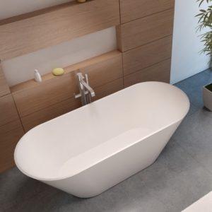 Riho Barcelona vrijstaand bad 170x70cm Solid Surface