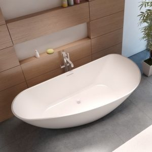 Riho Granada vrijstaand bad 170x80cm Solid Surface