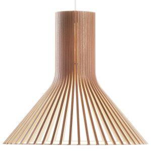 Secto Design Puncto 4203 hanglamp walnoot