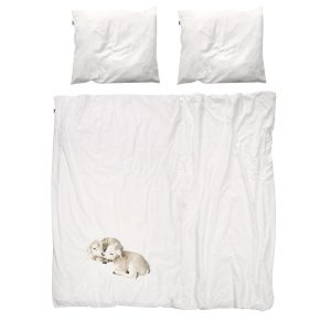 Snurk 100% Wool dekbedovertrek
