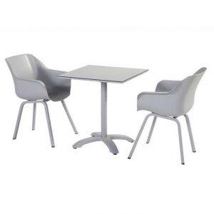 Hartman Sophie Bistro tuinset 68x68 tafel + 2 stoelen