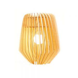 Bomerango Spin lamp | Largehouten Scandinavische design lamp