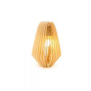 Bomerango Spin lamp | Extra largehouten Scandinavische design lamp