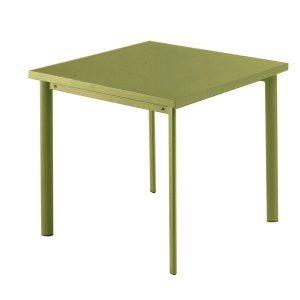 Emu Star Square tuintafel green
