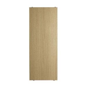 String Shelf 78 x 30 cm eiken