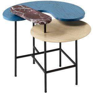 &tradition Palette JH8 bijzettafel blauw essen