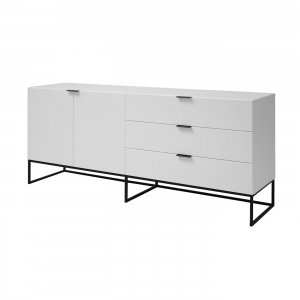 Artichok Design dressoir - Valentina - 180 cm - Wit -