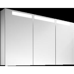 Villeroy & Boch Reflection spiegelkast 130cm zonder lade verlichting voorkant