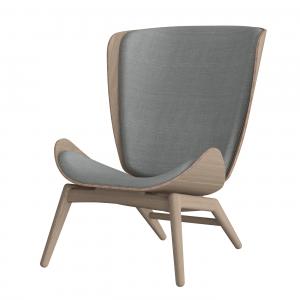 Vita Copenhagen The Reader - Houten fauteuil - Bekleed -