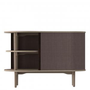 Vita Copenhagen Audacious Cabinet - Design opbergkast - Eikenhout -