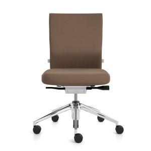 Vitra ID Soft bureaustoel zonder armleuningen