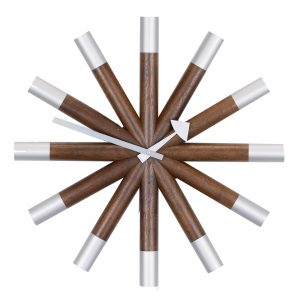 Vitra Wheel Clock klok