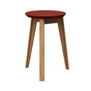 We Do Wood Button Stool - Bamboe kruk