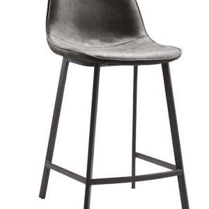 Barkruk Serrado Grey