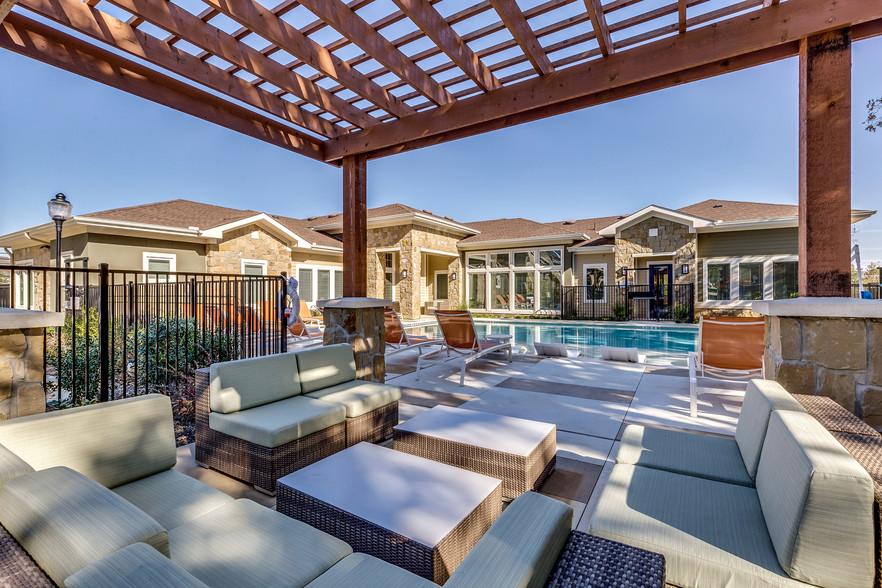 Mooie veranda met loungeset