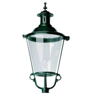 KS Verlichting Nostalgische ronde lantaarn lamp Leiden K12 KS 1436