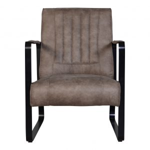 Fauteuil Ticco Taupe