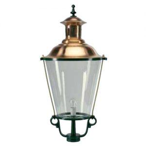 KS Verlichting Losse ronde lantaarn lamp Limburg 1 K11 nostalgie KS 1451
