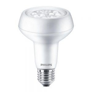 Philips CorePro LEDspot MV E27 Reflector R80 7W 827 40D | Vervangt 100W
