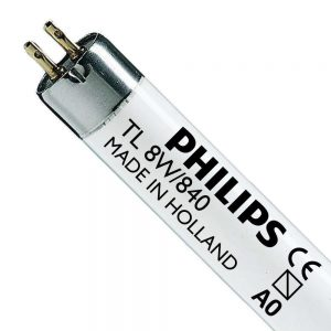 Philips TL Mini 8W 840 Super 80 (MASTER) | 29cm - Koel Wit