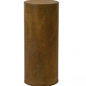 Bijzettafel Bloemenzuil Cilinder 75