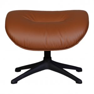 Flexlux Hocker Ease Elegant Amber Brown