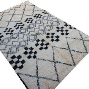 Berber vloerkleed, 310cm x 195cm hoogpolig vloerkleed