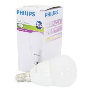 Philips CorePro LEDluster E14 P45 4W 827 Mat   Vervangt 25W