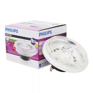 Philips LEDspot LV G53 AR111 12V 15W 927 40D (MASTER)   Zeer Warm Wit - Beste Kleurweergave - Dimbaar - Vervangt 75W