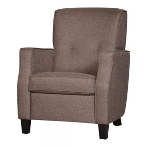 Fauteuil Campano Laag Brown