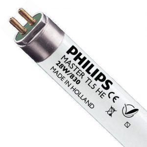 Philips TL5 HE 28W 830 (MASTER) | 115cm - Warm Wit