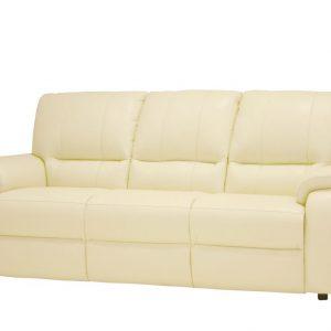 Agnelli Sofa Bank Klari 3,5-zits Creme