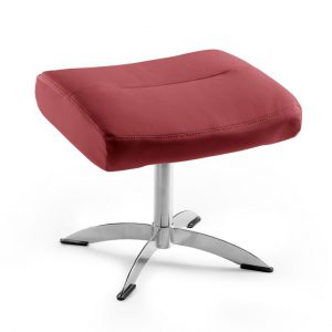 Feelings Hocker Vox Red
