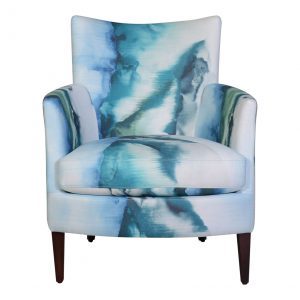 Fauteuil Chalon Marine Lime