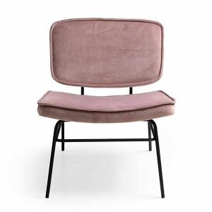 By Boo Fauteuil Tess Old Pink