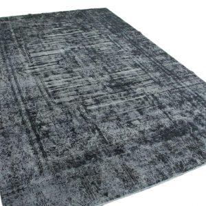 vintage vloerkleed zwart 429cm x 272cm