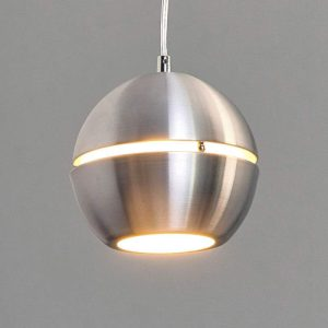 Schitterende hanglamp Volo, 18 cm
