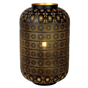 Sfeervolle tafellamp Tahar in oosters design