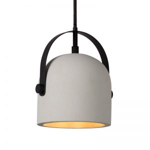 Hanglamp Molio met betonnen kap