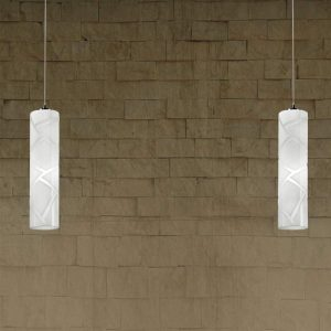 Sprookjesachtige hanglamp Boheme, 2-lichts