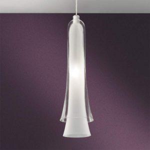 Sprookjesachtige hanglamp Tubular Bells 1-lichts