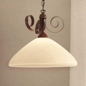 Landhuis-hanglamp Francesco