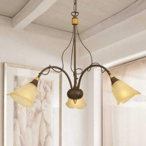 Hanglamp Matteo in landhuisstijl