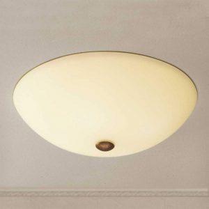 Eenvoudige plafondlamp Federico
