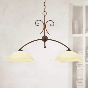 Hanglamp Federico, 2-lichts
